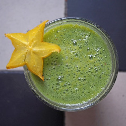 Green Smoothie d'Eléonore