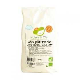 Nature & Cie, Mix Patisserie Sans Gluten 500g