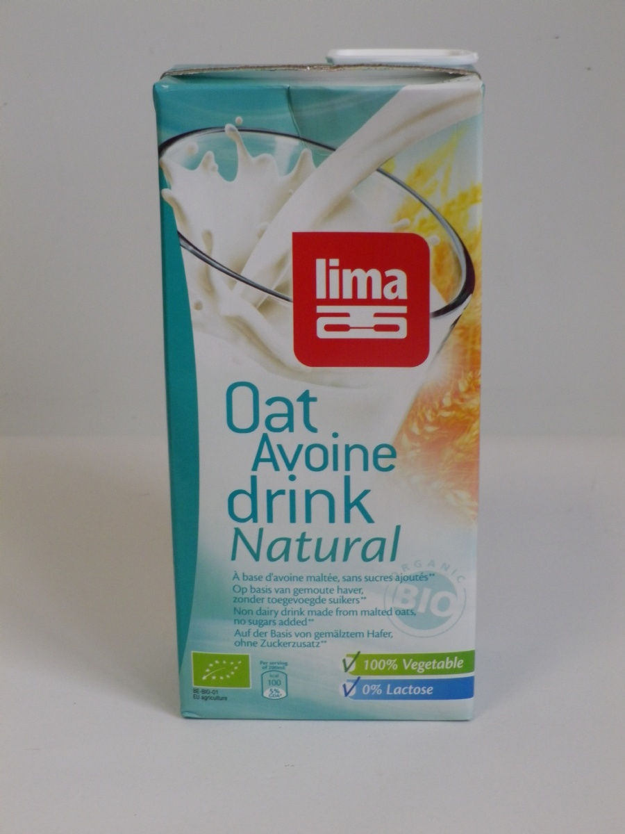 Oat drink natural 1l